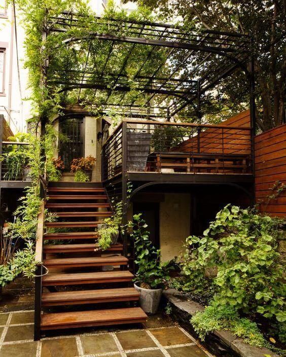 Decore seu espaço com plantas