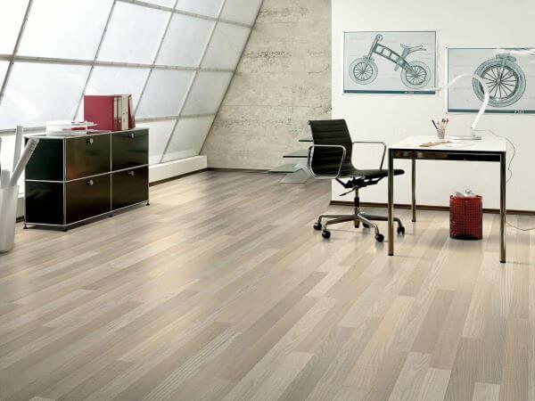 Revestimento amadeirado escritório