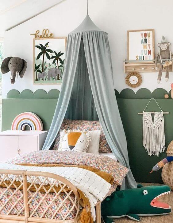 Decore o quarto com lindos quadros infantis