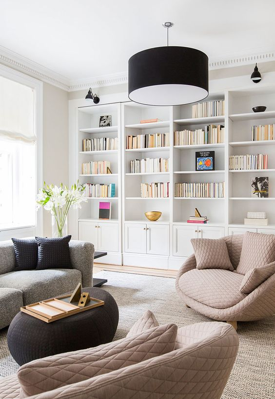 Escolha as melhores cores de móveis