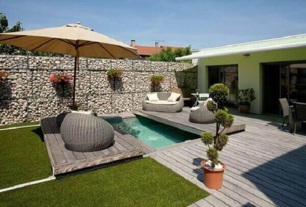 O azulejo para piscina é um dos revestimentos mais conhecidos pelo público