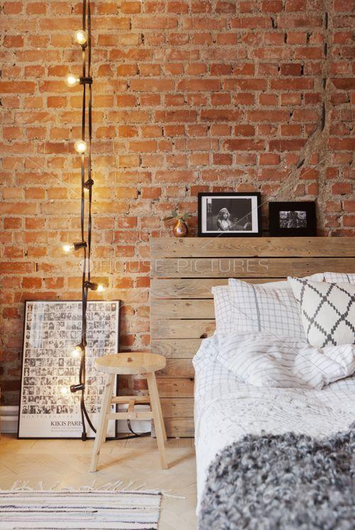 Papel de parede rustico para quarto