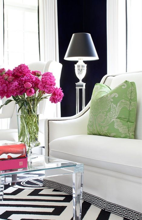 Tecido para almofada verde