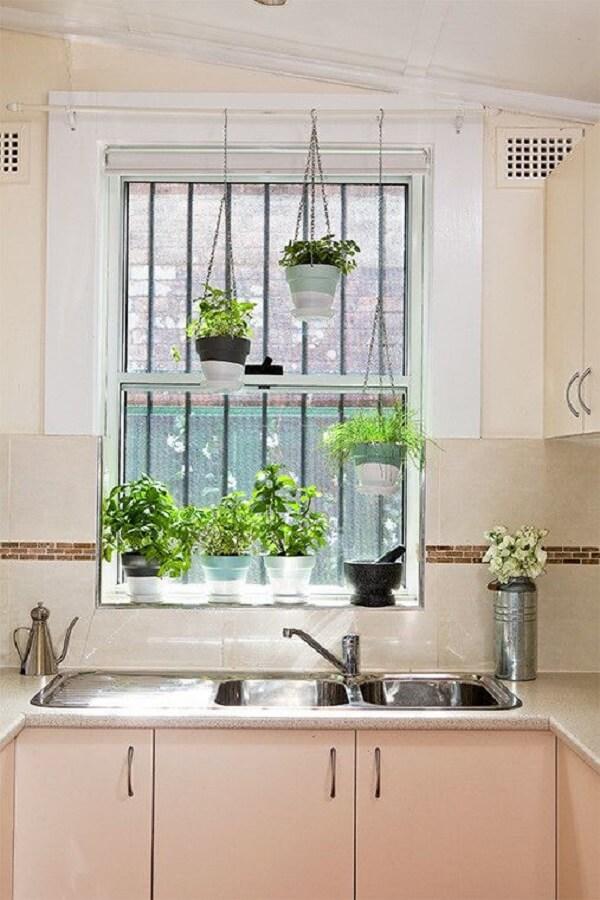 A decoração da janelas pode facilmente ser customizada e combinar de forma única com o ambiente. Fonte: Lifestyle
