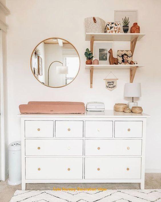 Móveis para quarto de bebe retro