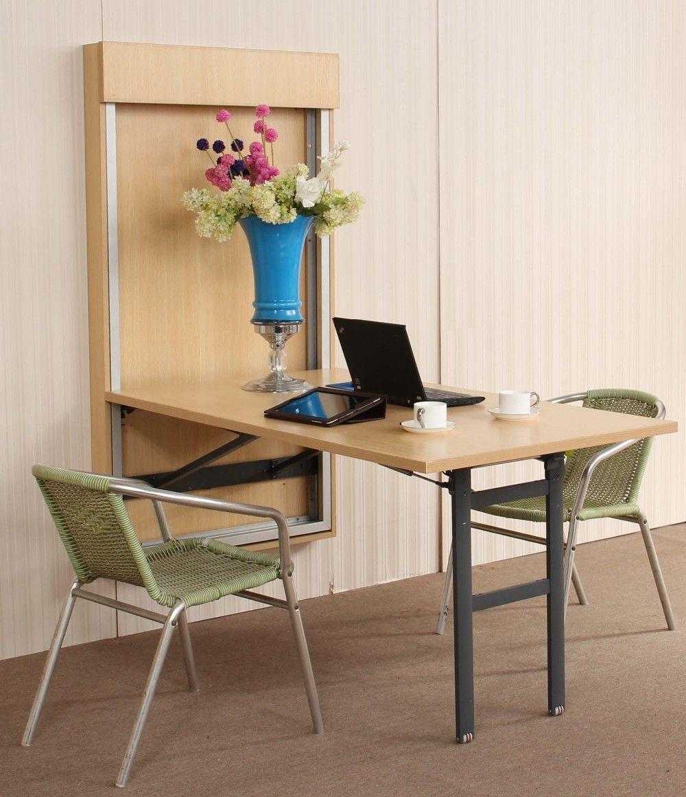 Mesa dobrável para sala de estar