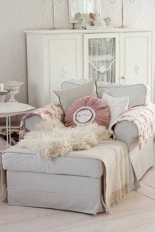 Poltrona cama para sala confortável