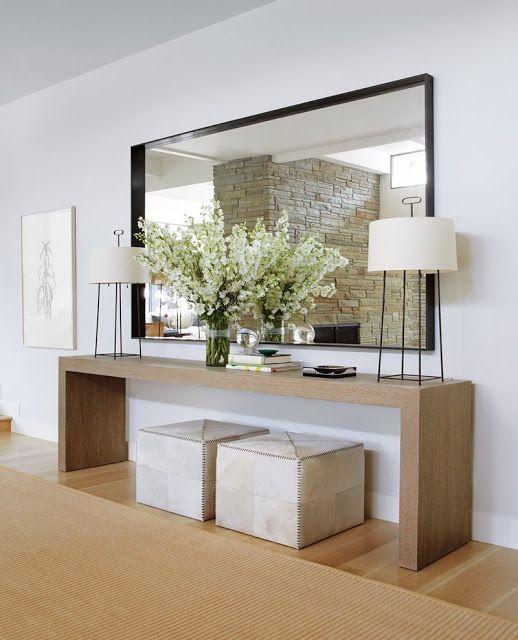 Aparador rustico minimalista