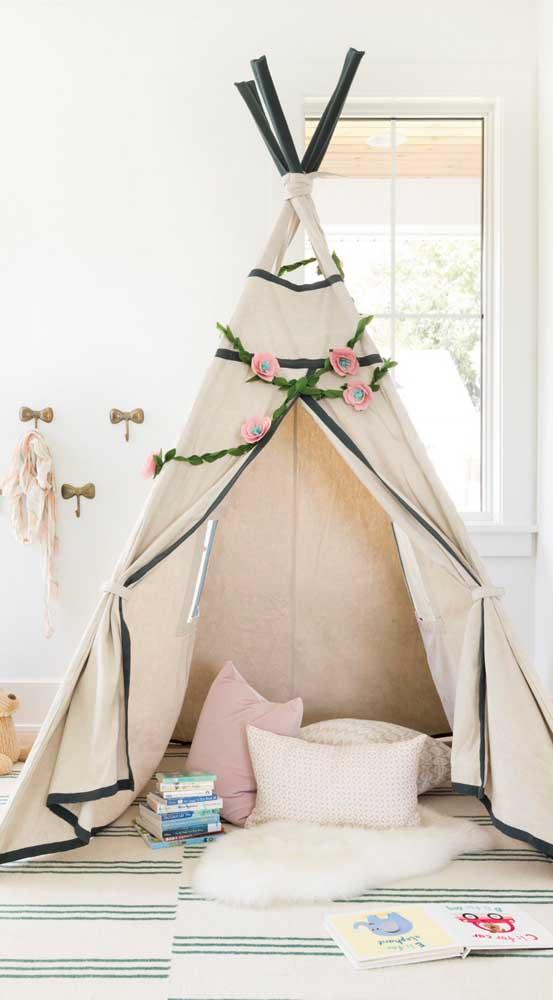 Como fazer cabana em casa