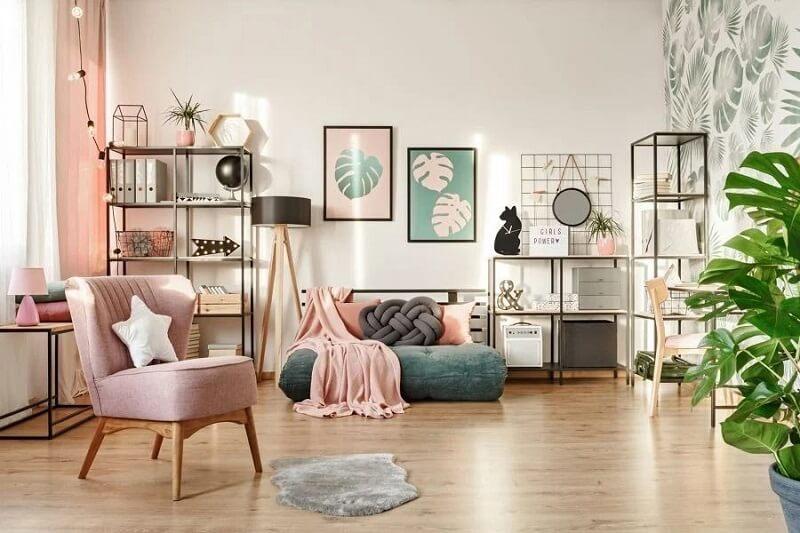 Confira dicas para acertar na decoração de sua casa durante a estação mais charmosa do ano. Foto: habitissimo.com