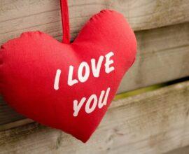 Coração artesanal para surpresa de dia dos namorados Foto Pixabay