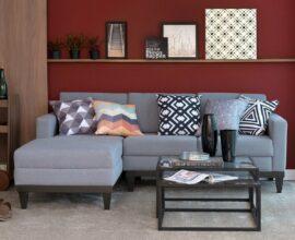 Descubra o que não pode faltar para ter mais conforto na sua sala de estar. Fonte: Mobly