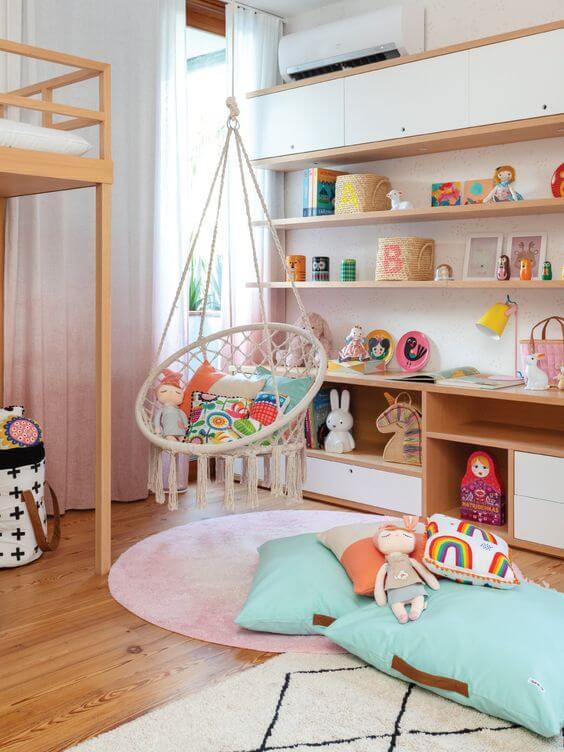Invista em diferentes modelos de almofada infantil menina. Fonte: Mimoo Toys