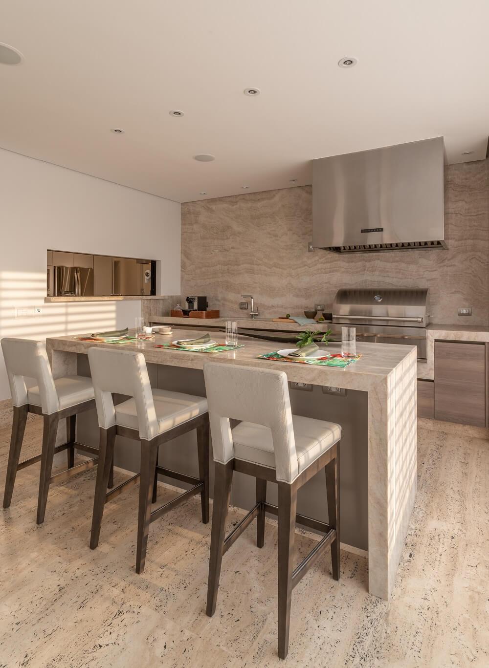 A arquiteta Patrícia Penna transformou o imóvel em um verdadeiro lar. Foto: Leandro Moraes