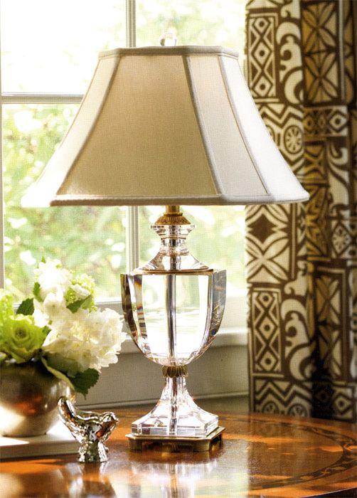 Abajur antigo n decoração clássica e sofisticada