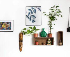 Como incluir peças artesanais em casa. Fonte: Unsplash