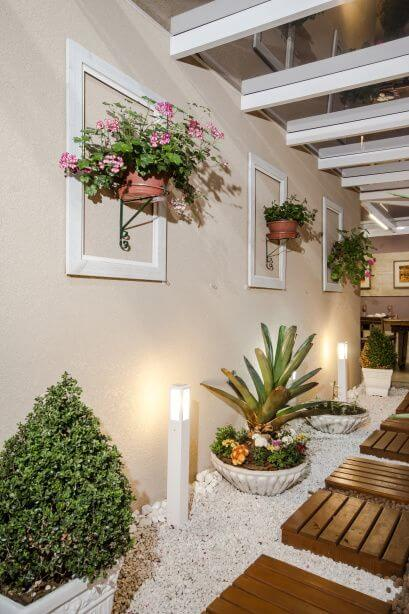Ideas para jardim com vasos de plantas