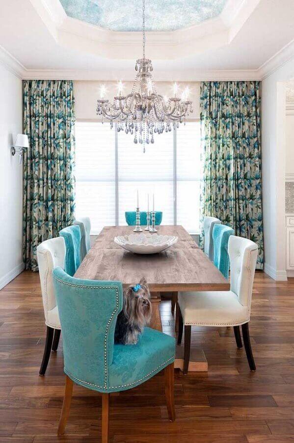 lustre de teto candelabro para decoração de sala de jantar clássica Foto Houzz
