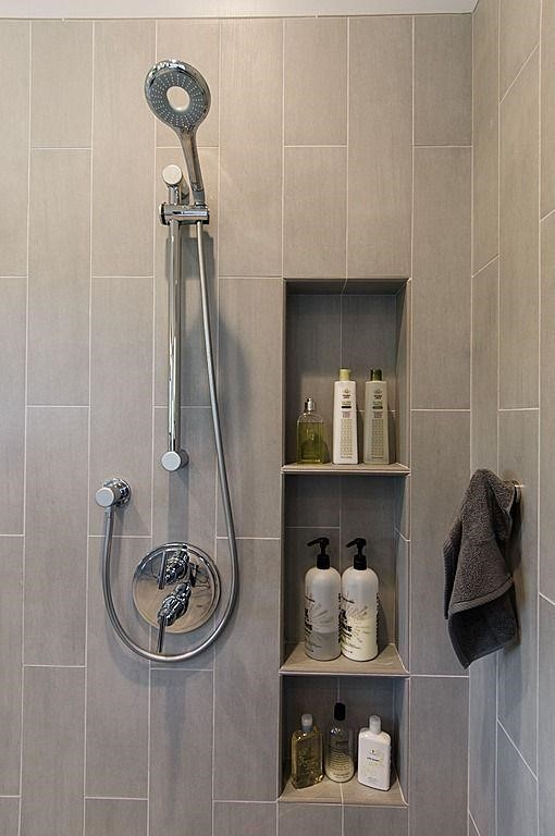 Cantoneira para banheiro nicho