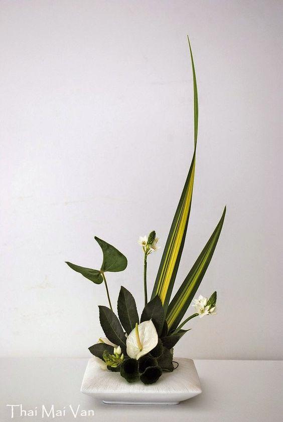 Ikebana é uma arte milenar