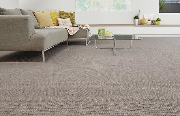 Carpete para sala de estar moderna