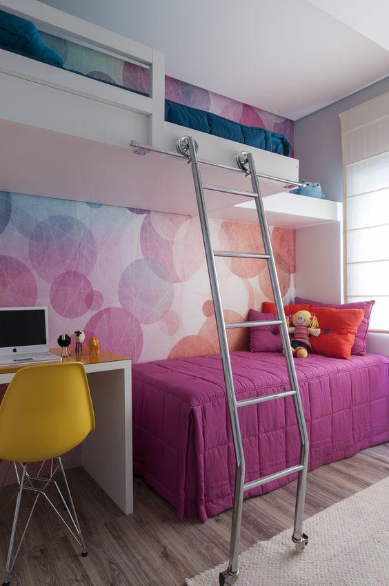 Como escolher colchão de solteiro para quarto infantil bem decorado