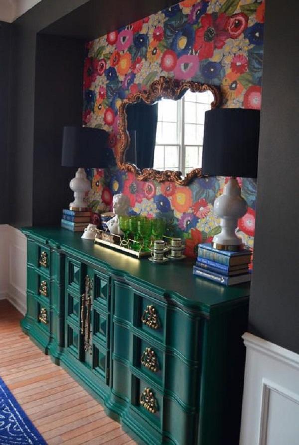 Reforme seus móveis vintage para ter uma decoração incrível