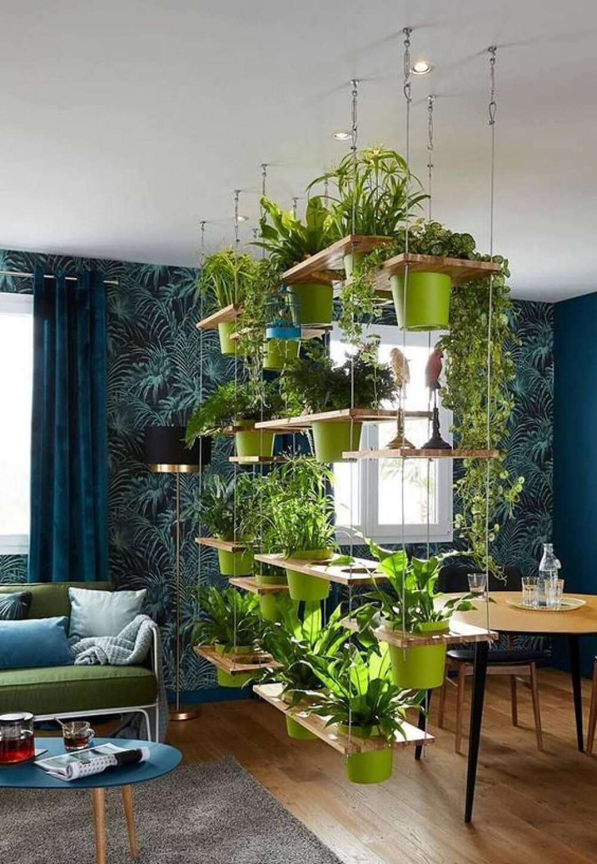 Descubra como trazer a natureza para dentro de casa. Fonte: Arkpad