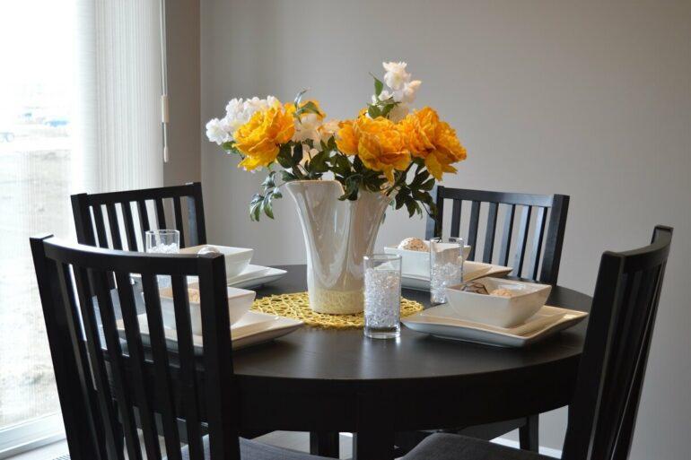 Dicas de flores para decoração de primavera. Fonte: Pexels