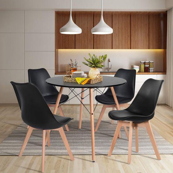 Mesa aemes pequena para cozinha
